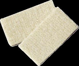 Almohadilla estándar, 46 x 24 x 4 mm