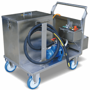 RWR Dispositivo Limpiador de Tuberías e Intercambiadores de Calor