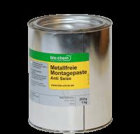 Antigripante libre de metales
