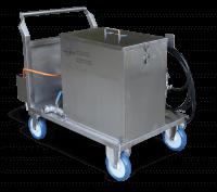 RWR KST para moldeo por inyección de plásticos- manual dual