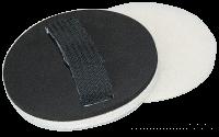Disco de goma espuma para acoplar en las manos, d = 150 mm